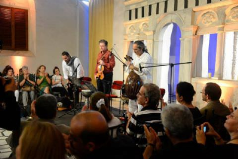 Yair Dalal - Erez Monk - Cihat Aşkın