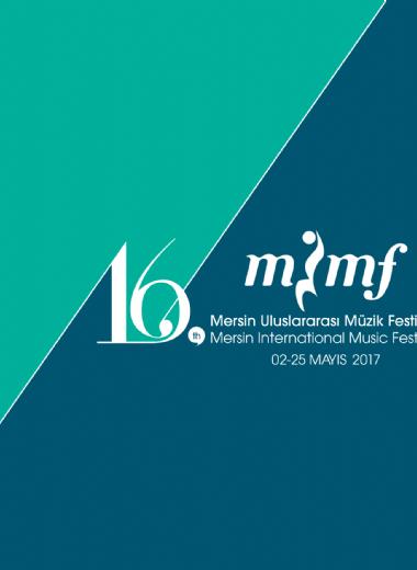 16. Mersin Uluslararası Müzik Festivali