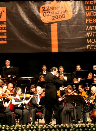 7. Mersin Uluslararası Müzik Festivali